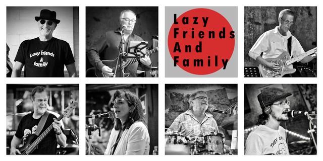 Lazy Friends & Family